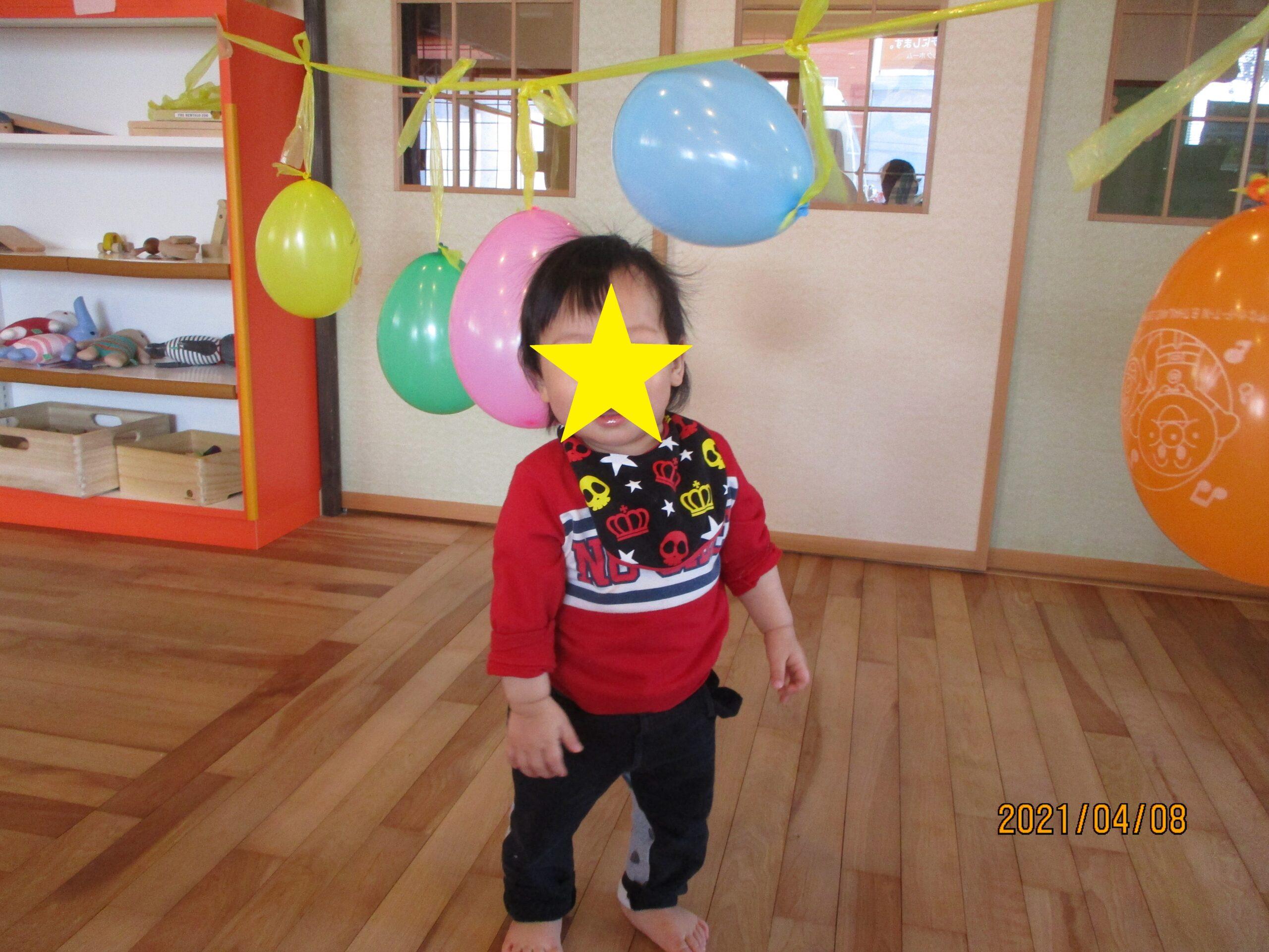 藤野園 ✨くり組さん(1歳児クラス)の様子✨