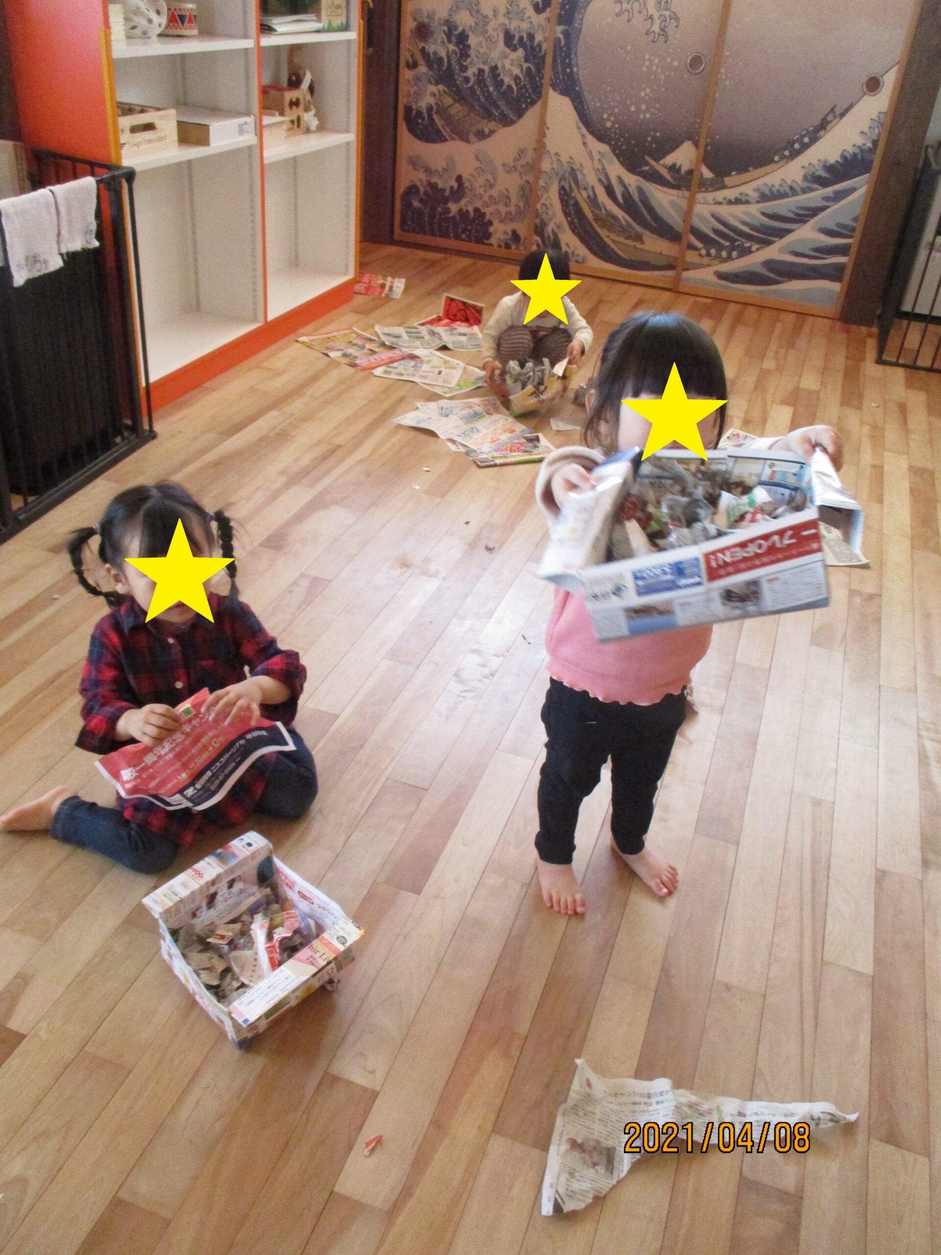藤野園 ✨くるみ組さん(2歳児クラス)の様子✨
